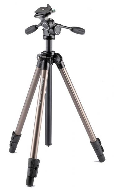 Velbon SHERPA 400 TRIPOD WITH PHD-65D 3-WAY PANHEAD